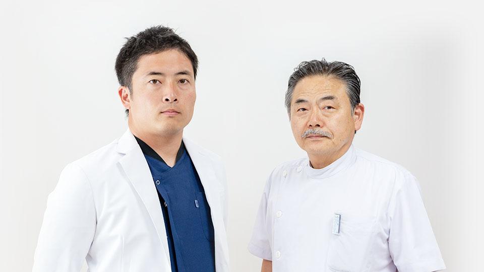 医師2名体制で診療